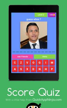 Score Quiz screenshot 7