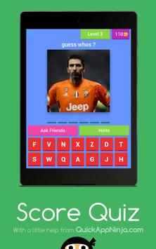 Score Quiz screenshot 8