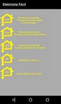 Dimensionamento Elétrico - Eletricista Fácil poster