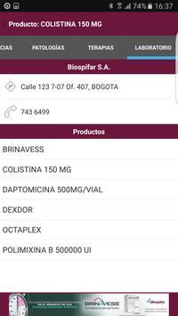 PR Vademécum Biospifar screenshot 1