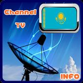 Channel TV Kazakhstan Info icon