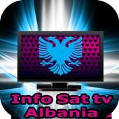 TV sat info  Albanie free 2017 icon