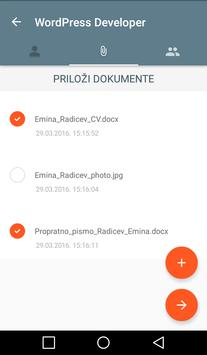 Poslovi Infostud apk screenshot