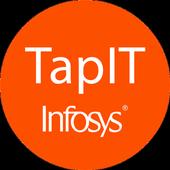 Infosys TapIT icon