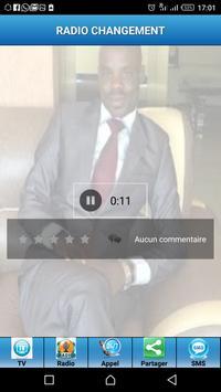 Radio Télévision CHANGEMENT Togo screenshot 5