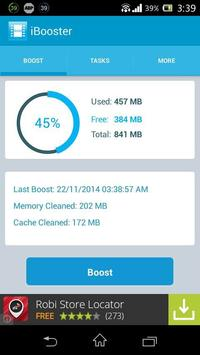 Ibooster System Cleaner Apk App Free Download For Android
