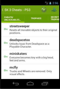 Download Cheats For Skate 3 2 And 1 Apk For Android Latest Version
