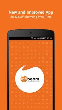 Infibeam Online Shopping App poster
