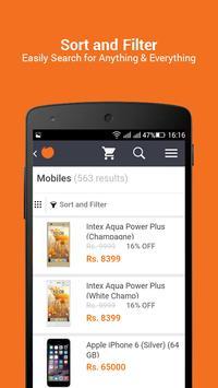 Infibeam Online Shopping App apk screenshot