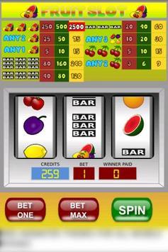 Fruit Slot Casino poster