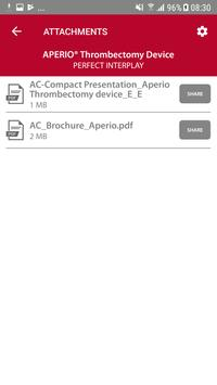 Acandis App apk screenshot