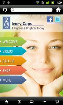 IvoryCaps poster