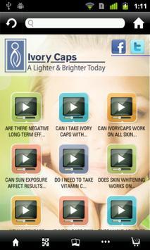 IvoryCaps screenshot 2