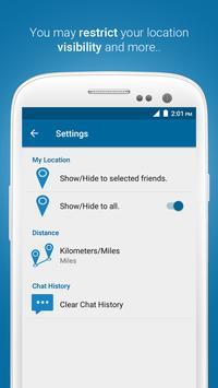 Location Chats screenshot 6