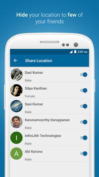 Location Chats screenshot 7