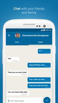 Location Chats screenshot 3