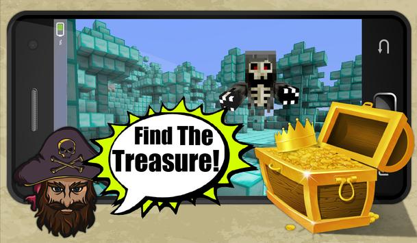 Infinity lucky Block minecraft apk screenshot