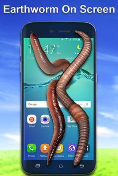 Earthworm on screen screenshot 3