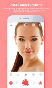 Selfie Camera Beauty - Filter & Photo Editor ❤ poster