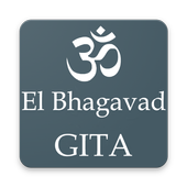 Bhagavad gita in Spanish icon