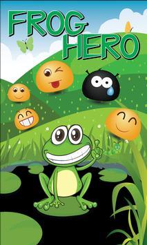 Frog Hero poster