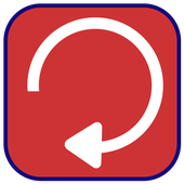 Factory data Reset Android Phone - reset phone icon