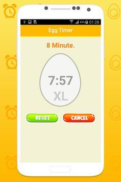 Boiled egg timer screenshot 4