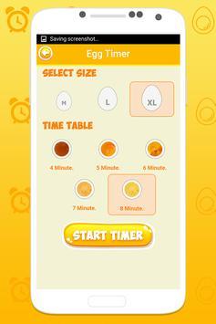 Boiled egg timer screenshot 3