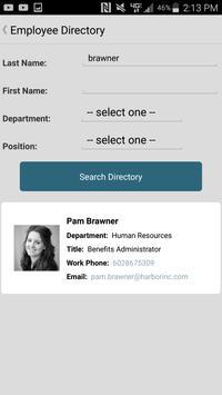 Infinity HR screenshot 4