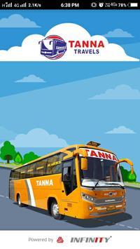 Tanna Travels Agency poster