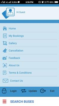 Tanna Travels Agency screenshot 3