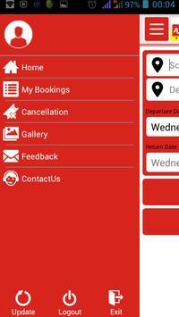Ashwamegh Travels Agency apk screenshot