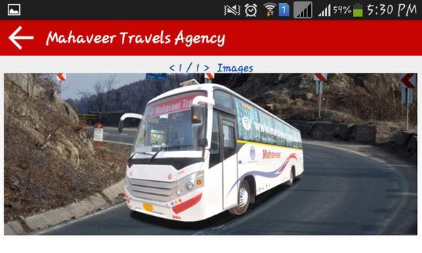 Mahaveer Travels Agency poster