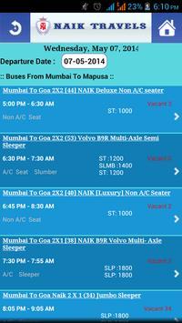 Naik Travels screenshot 3