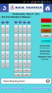 Naik Travels screenshot 4