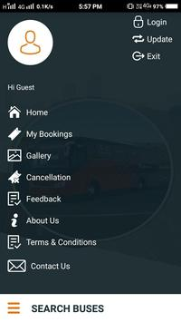 Rajdhani Travels screenshot 1