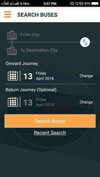 Rajdhani Travels screenshot 2