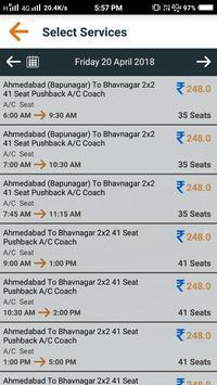 Rajdhani Travels screenshot 3