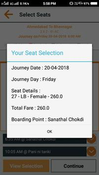 Rajdhani Travels screenshot 6