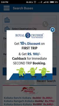 Royal Cruiser poster