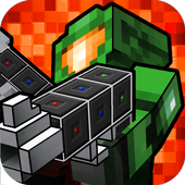 Pixel Weapon Craft 3D icon