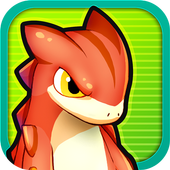 Tap Tap Monsters pocket dragon icon