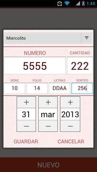 Lotería Panamá screenshot 1