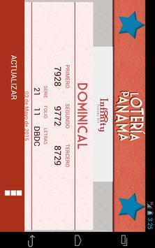 Lotería Panamá screenshot 5