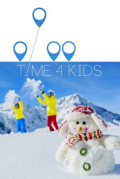 Time 4 Kids poster