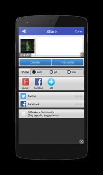 Gif Edit Maker video apk screenshot