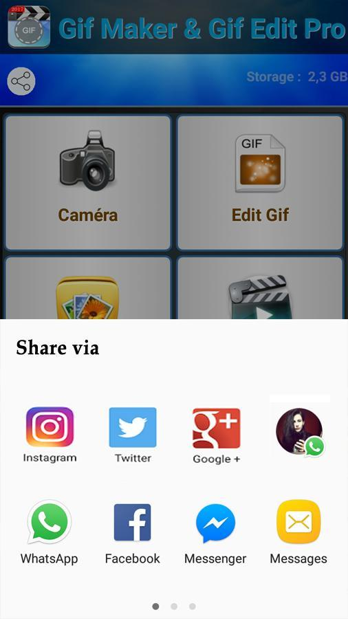 Gif Maker - Gif Editor Pro for Android - APK Download