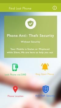 Find Lost Phone -Mobile Phone Location Finder apk screenshot