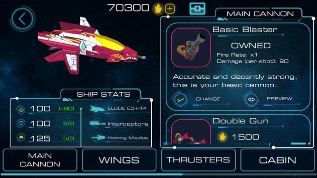 Elude Galactic Mercenary Test (Unreleased) screenshot 1