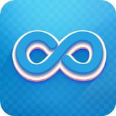 Infinite puzzle Loop'17 icon